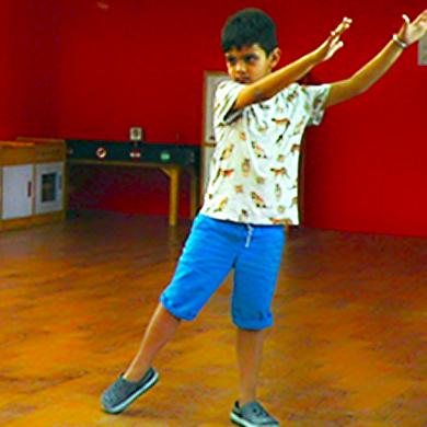 Arts-integrated Curriculum for students at Building Kidz Gurgaon