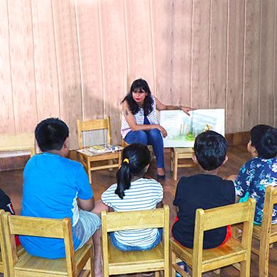 Global Learning Tools at Building Kidz School