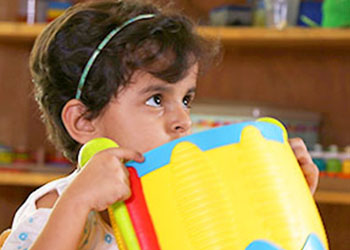 Centrally Air-conditioned Pre School in Gurgaon